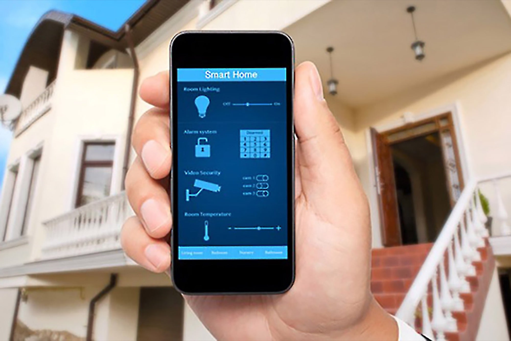 Exactly How To Make Use Of Smart House Gadgets To Wish